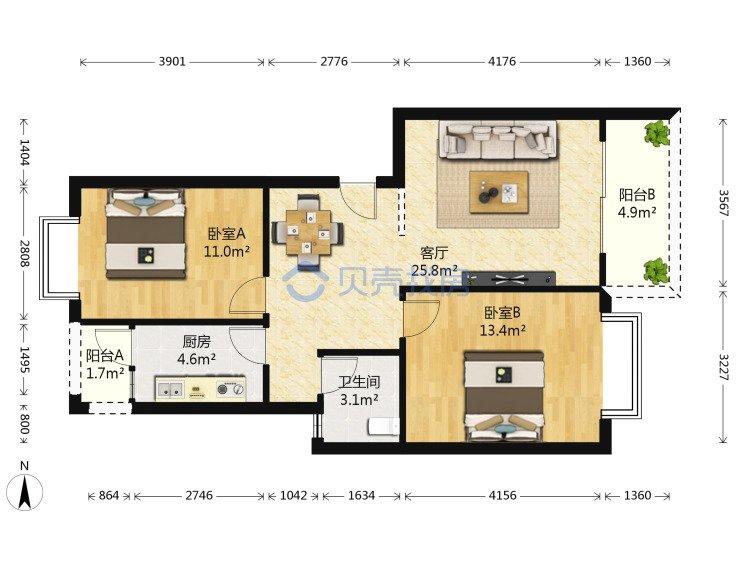 想两房改三房有什么建议