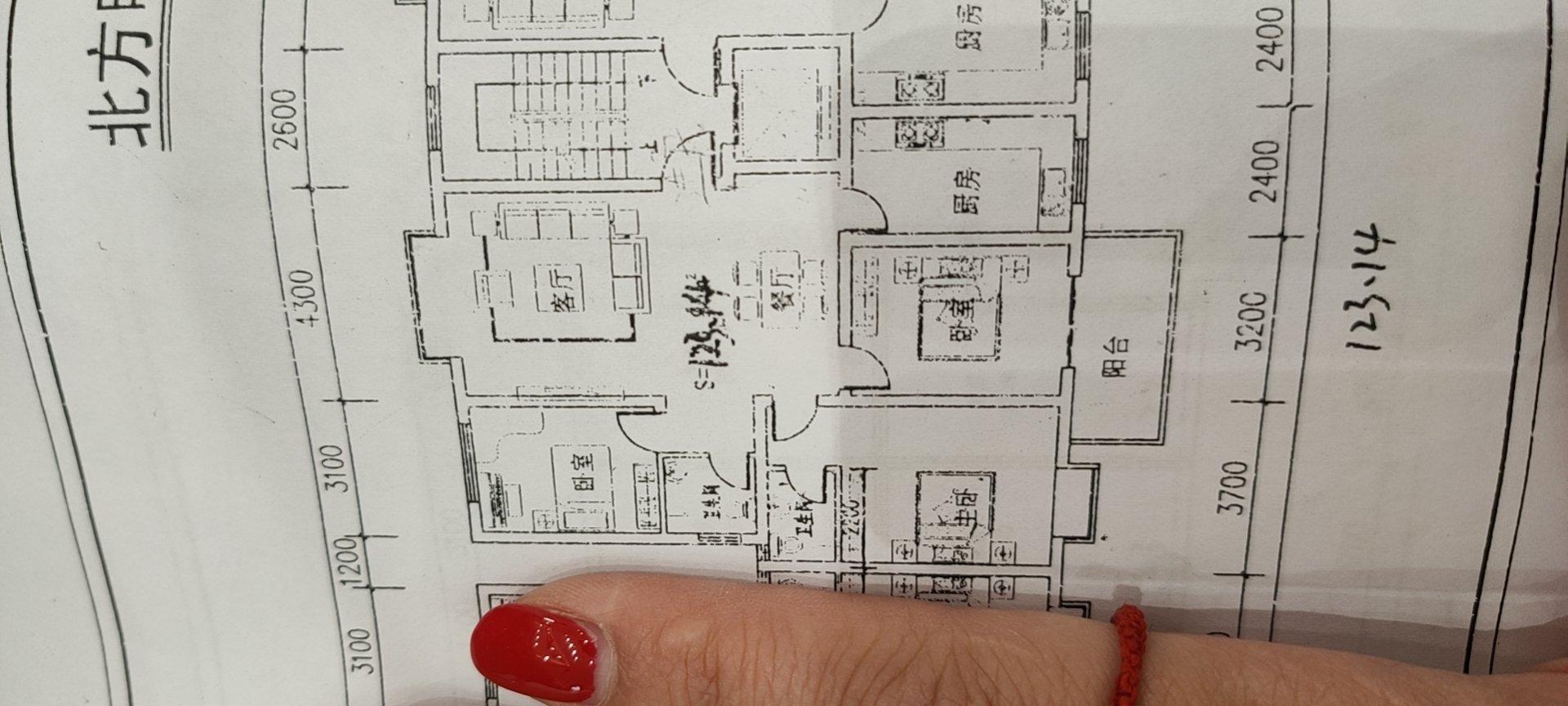 这种户型的房子好吗?入户没有独立玄关,怎样设计装修?套内面积108平