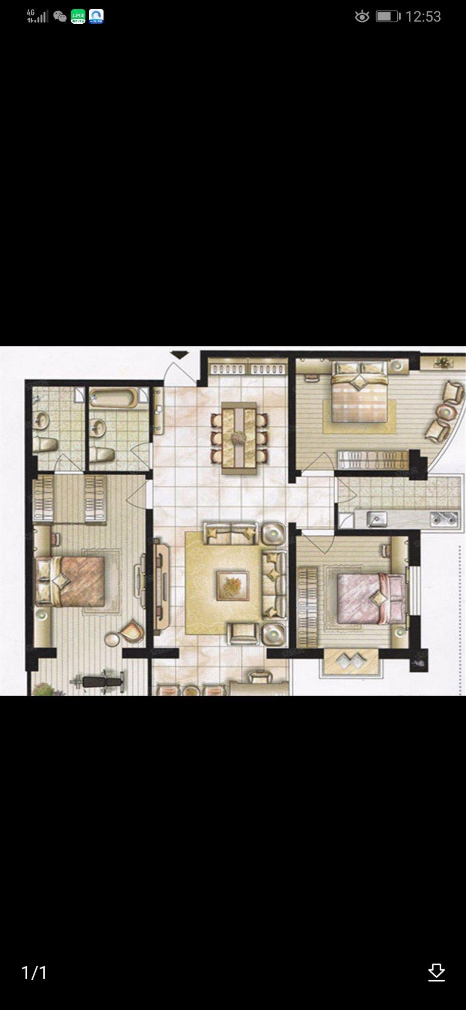 长5.2米宽3.2米,另外带1.4米宽阳台的主卧如何改成两个卧室