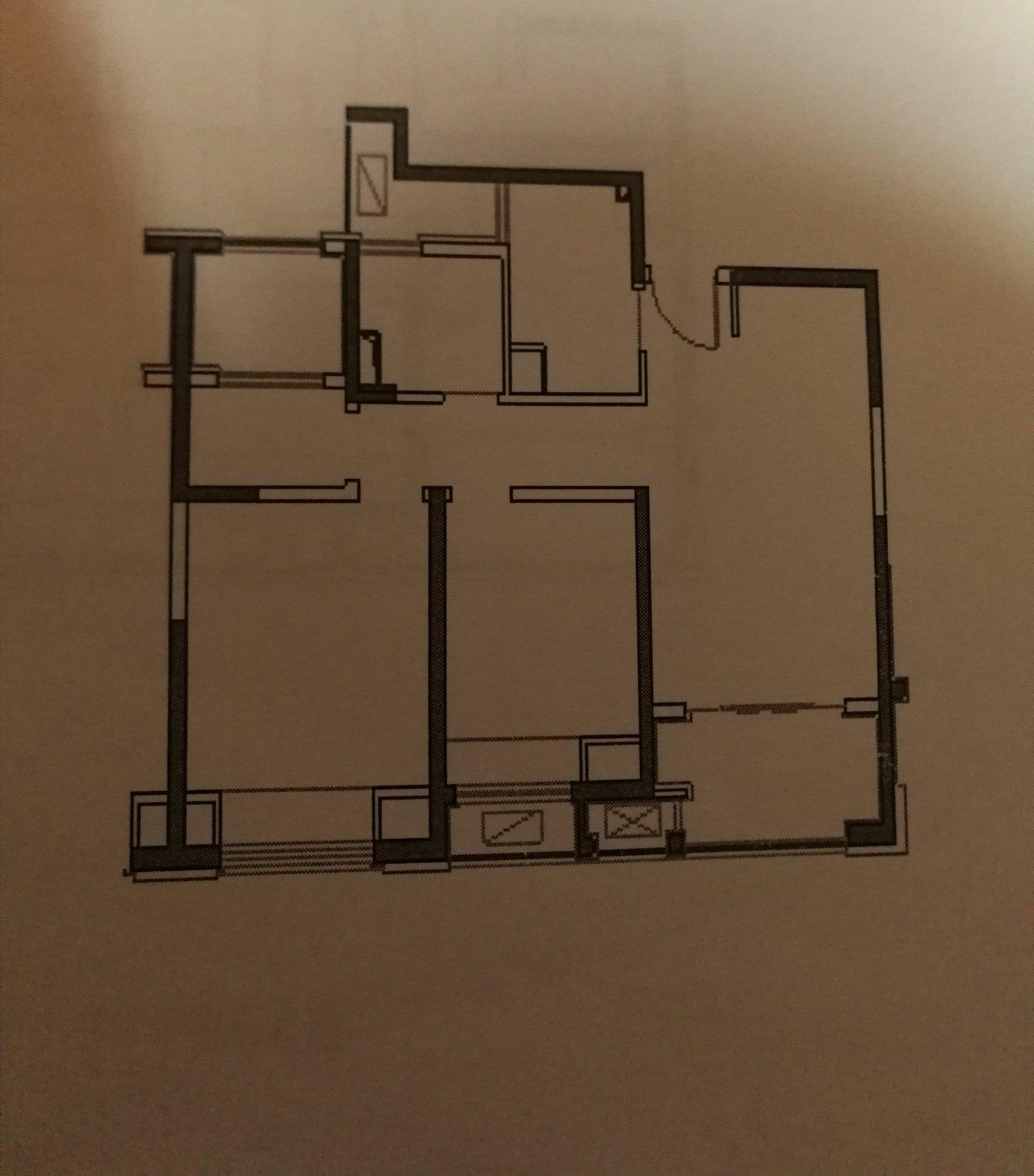请问一下,昆山绿地21新城这种户型效果图,哪位有呀