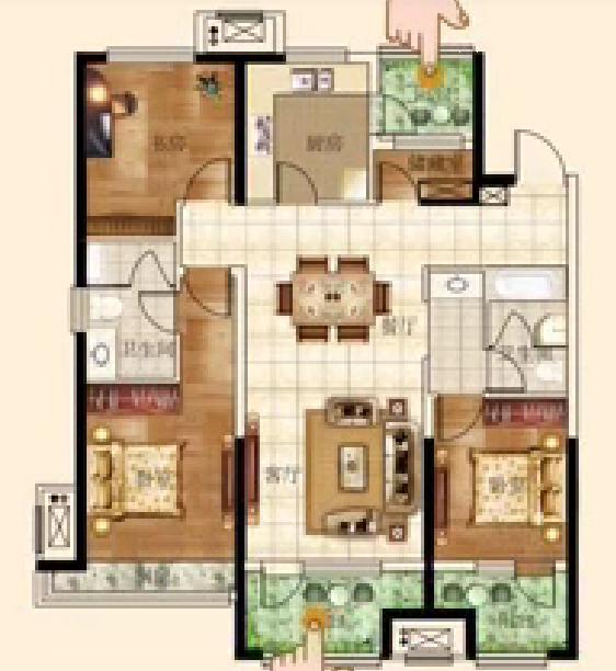 我想哪位大神可以给我设计设计我家的房子,我看了好几个装修公司也不满意