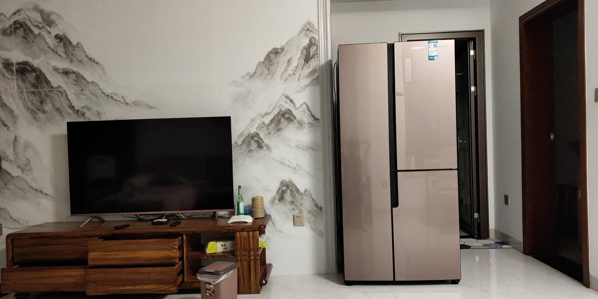 冰箱放在这里如何修改