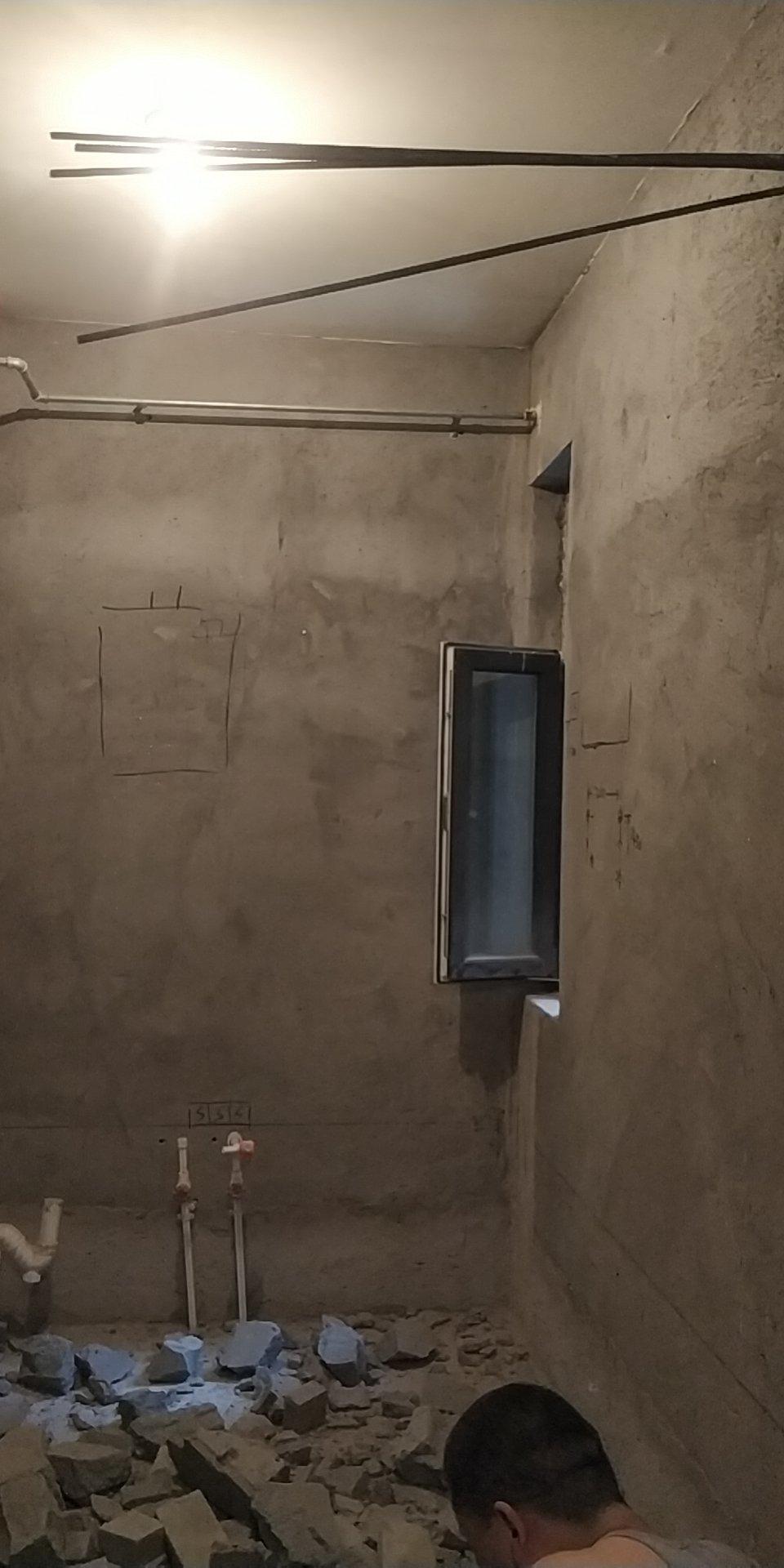 想把燃气热水器安装到左边墙,有什么好的方案?