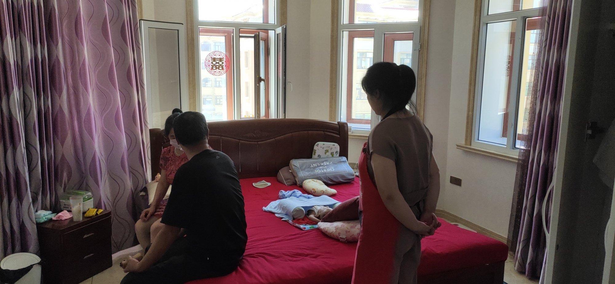 床怎么改,菱形卧室