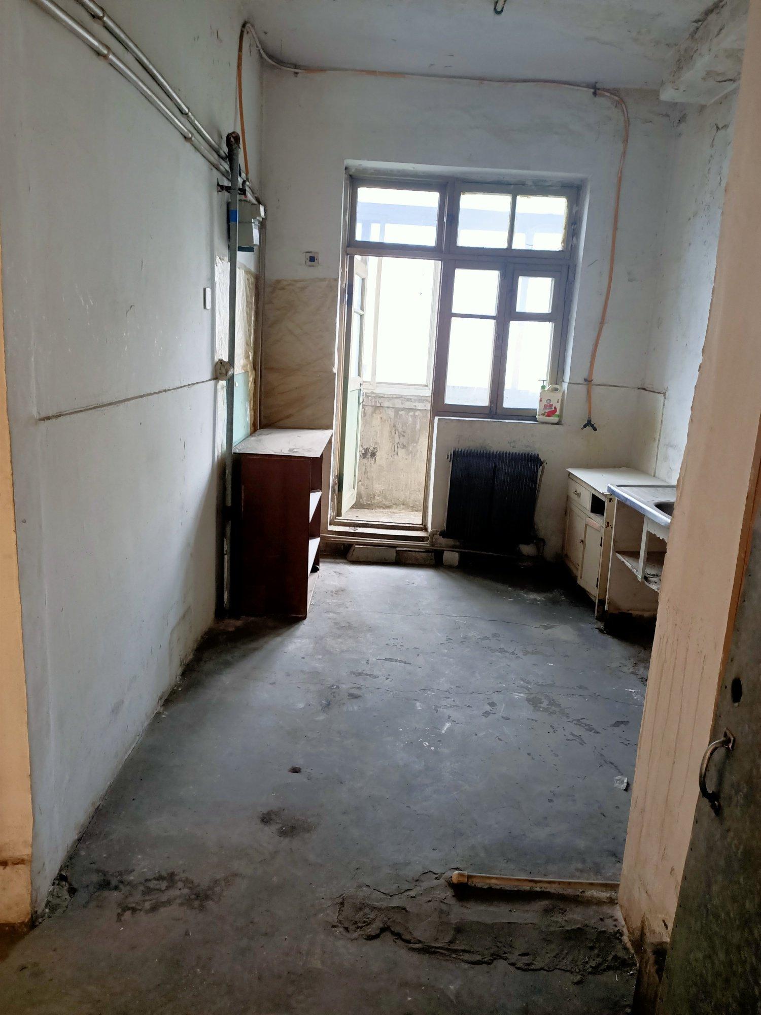 旧房改造一室改成两室