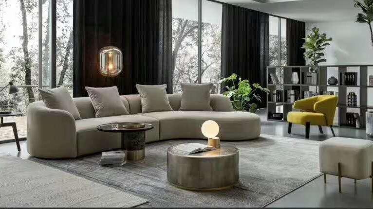 """""""奢华感""""  你喜欢的家具这里都有  #做整装看千思#"""