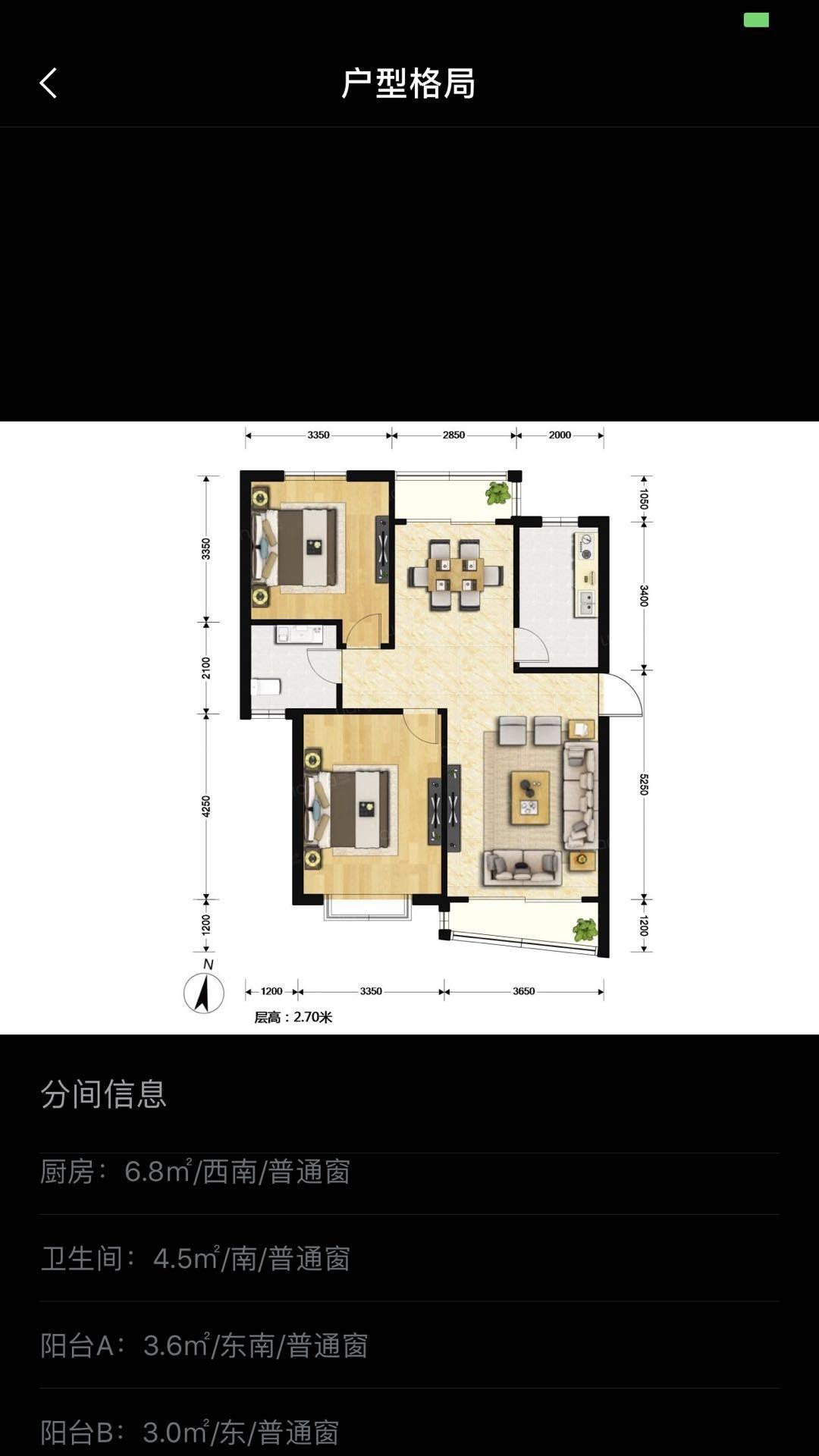 各位小伙伴们,我家两房两厅一卫,95平米。想改成三房两厅?请问如何设计?