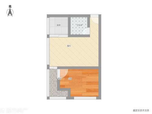 标准一室一厅可以改2室吗