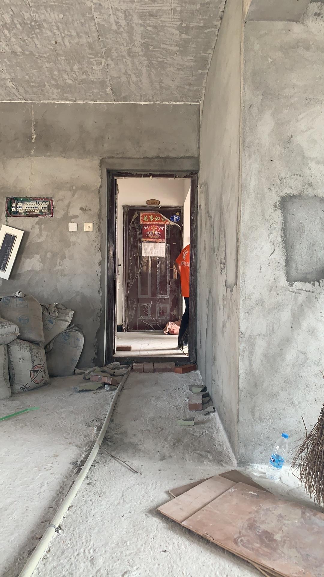 这个入户门怎么设计好看