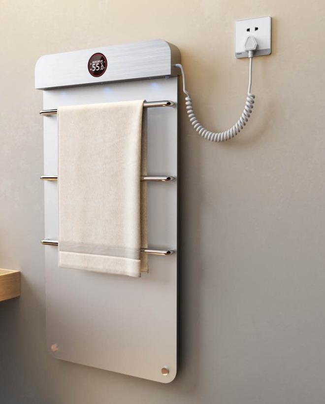 电热毛巾架是什么?有用过的人科普一下吗?