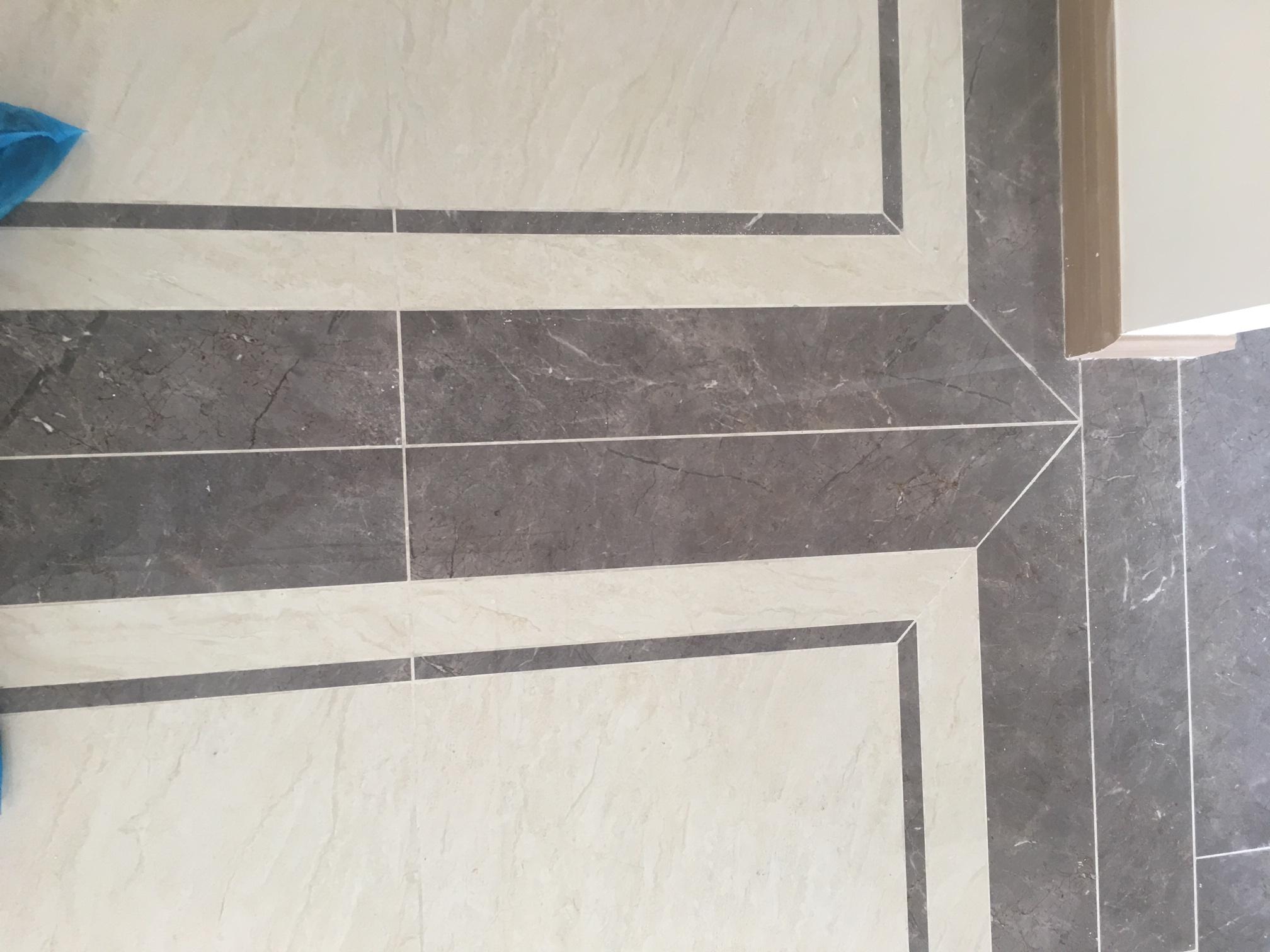 您好,问一下地砖之间缝隙标准是多大?不能超过多少?