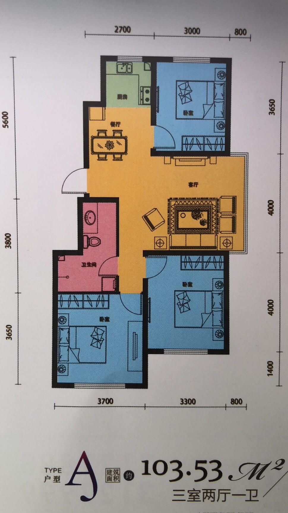 请帮忙看一下,5.1米举架103平,平顶阁楼,怎么隔复式,楼梯放在哪比较好