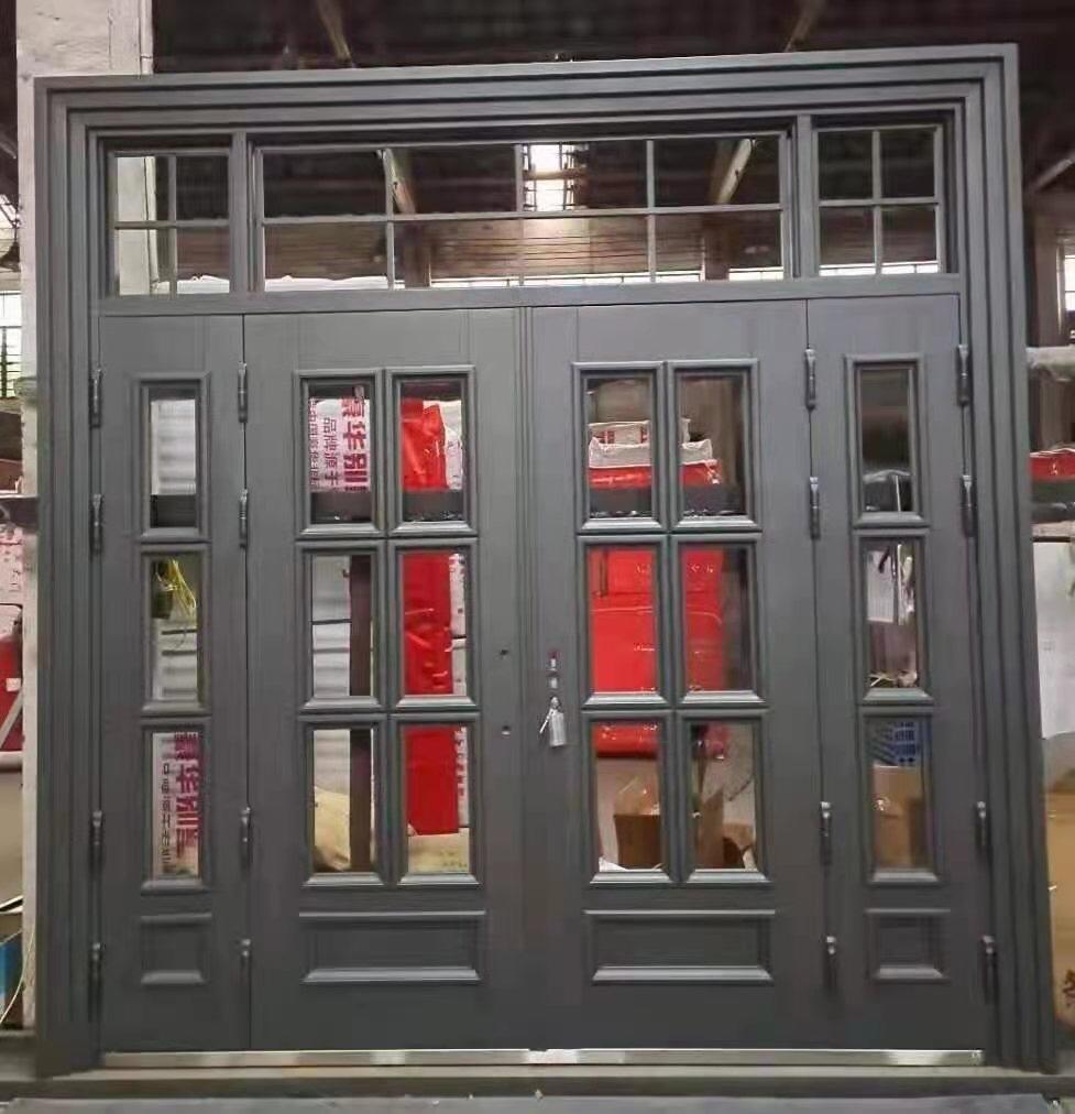 目前建材市场里,4开的304不锈钢门,每平报价是什么区间?