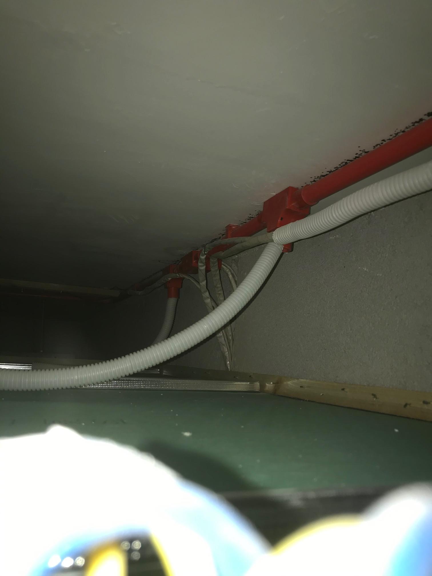 这样做吊顶稳固吗,主龙骨是木还是轻钢呢