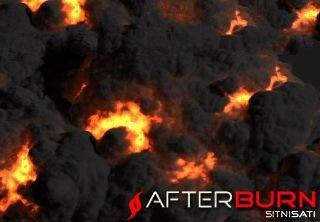 3dsmax气体效果插件(AfterBurn For 3DsMax) 4.1破解版下载