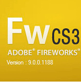 FireWorks cs3简体中文版安装破解图文教程免费下载