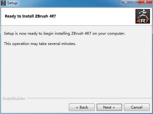 ZBrush 4R7安装教程简体中文版详细图文破解免费下载