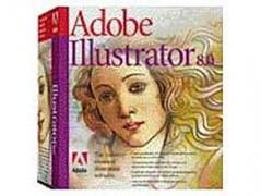 Illustrator V8.0 中文绿色版下载