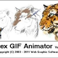(GIF制作软件)Flex GIF Animator  v10.10 官方版下载