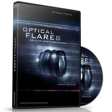【AE插件】Videocopilot Optical Flares v1.35 (光晕耀斑)简体版