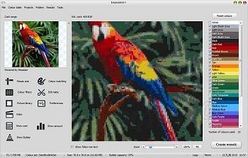 【马赛克图像制作软件】legoaizer 最新v5.0.199下载