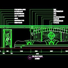 KTV包房、娱乐类实例cad详图素材94--CAD整体案例