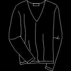 导购牌、电器类图块、服装类图块、化妆品CAD图块详图69--CAD整体案例