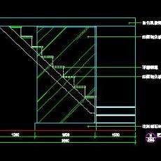 复式实例、实用本色场景cad详图素材20080906更新71--CAD整体案例