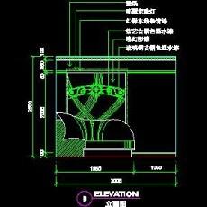 KTV包房、娱乐类实例cad详图素材93--CAD整体案例