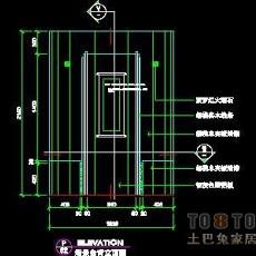 三居室实套、中式风格场景详图3套
