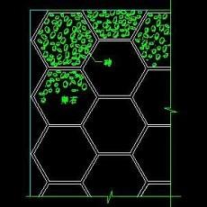 中式铺地、花街铺地、石材拼花CAD图块1--CAD图块素材