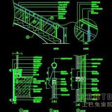 楼梯图块47个