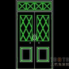 门图块002-门86个