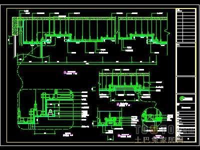教学楼装修施工图纸..施工图