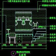 儿童房CAD实例