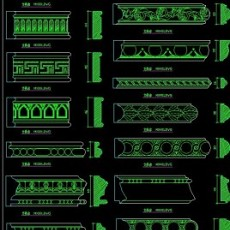 CAD节点详图
