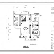 安江名园施工图