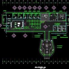 宾馆1层平面图END