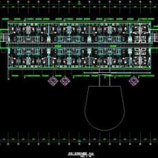 宾馆3层平面图END