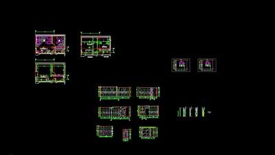 六层VIP-2休息室施工图