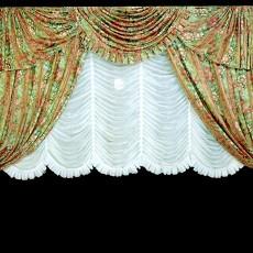 窗帘贴图素材图片之零叁零