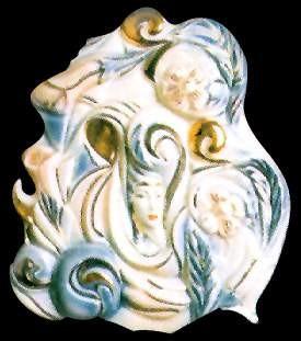 彩陶贴图材质素材【1514】