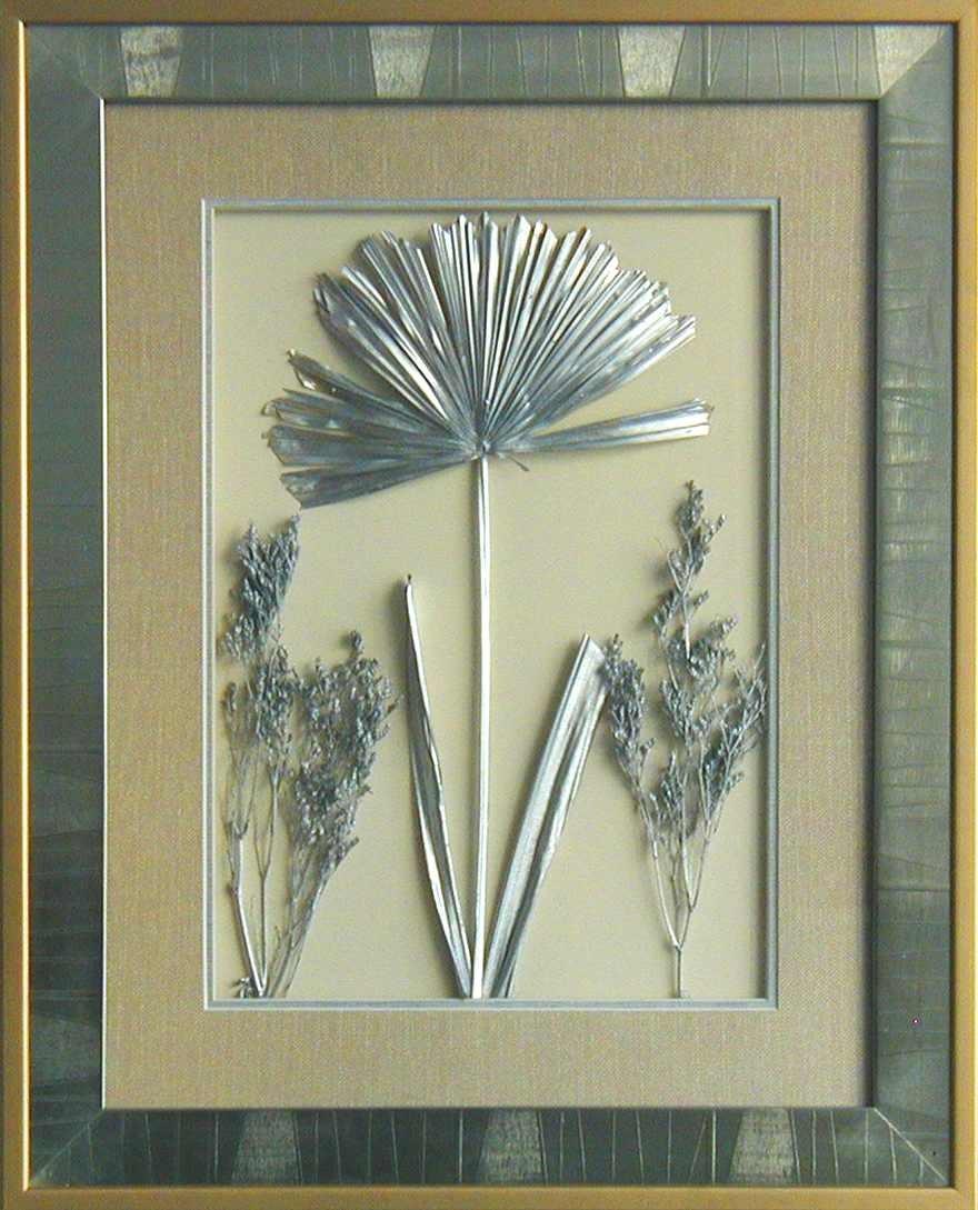 干花挂画贴图材质素材图片贰零