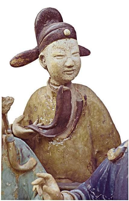彩陶贴图材质素材【1596】