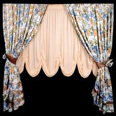 窗帘贴图素材图片之零叁捌