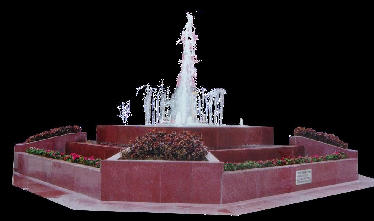 喷水池素材的图片陆贰3dmax材质