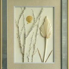 干花挂画贴图材质素材图片贰玖