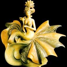 彩陶贴图材质素材-1645
