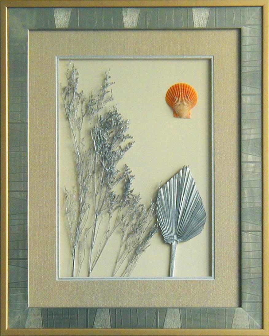 干花挂画贴图材质素材图片3dmax材质