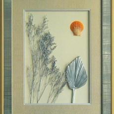 干花挂画贴图材质素材图片二玖